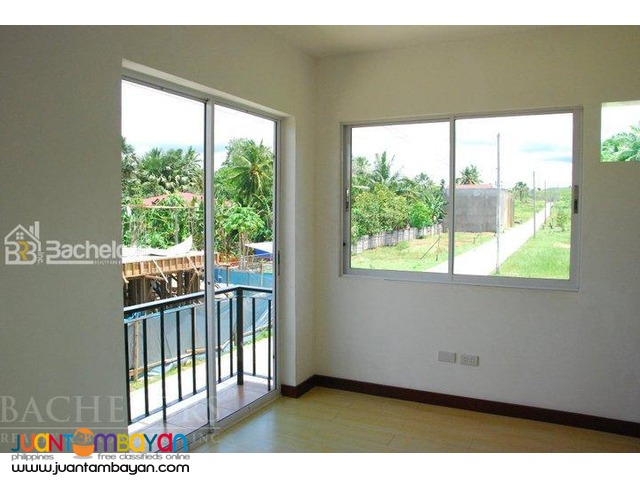 House Single Attached with 4 bdrms for as low as P38,238k mo amort