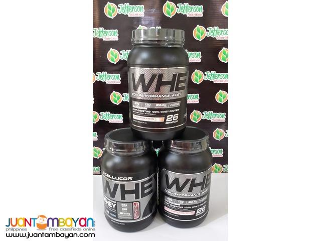 Cellucor Cor performance whey protein Cinnamon Swirl 2 lb