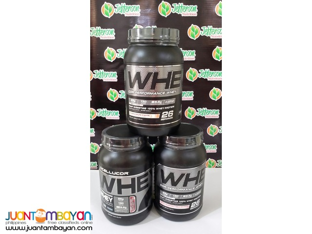 CELLUCOR  Cor-Performance Whey 2lb Red velvet cake batter