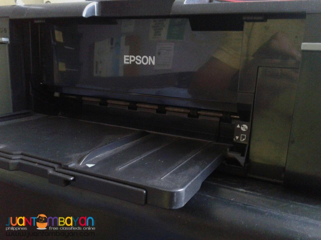 Epson T60 with CISS