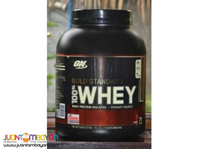 Whey Protein Gold Standard 1 lbs 2 lbs 5 lbs 10 lbs