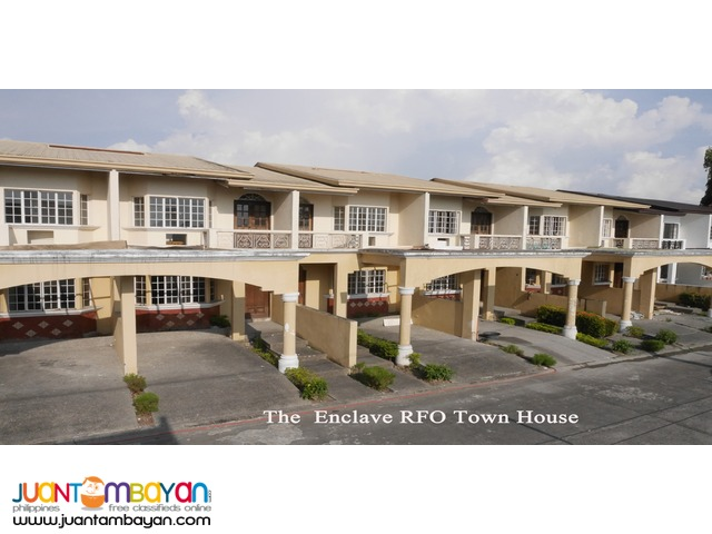 3BR Townhouse BF Parañaque Ready for Occupancy