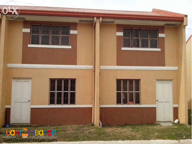 affordable house and lot/townhouse