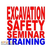 Excavation Safety Seminar Training for Construction and Mining