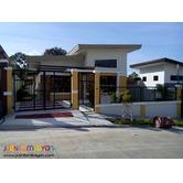 BUNGALOW 3Br ilumina estate barangay communal buhangin davao city