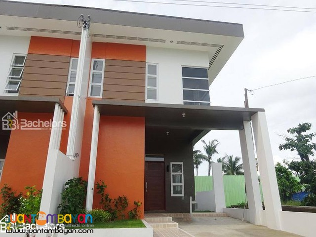 88 Hillside Residences Claire Model RFO in Mandaue