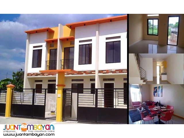 Townhouse in UPS5 Sucat Paranaque near Jaka Plaza