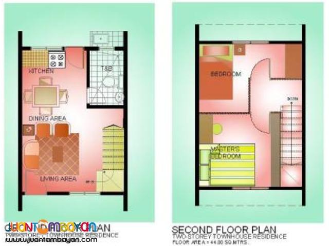 affordable house Pagibig Sorrento Village Rodriguez,Rizal near C6 Rd