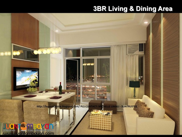 2 BEDROOM UNIT WITH BALCONY - 10K MONTHLY