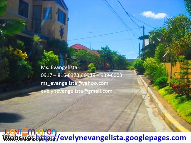 Res. Lot in Bonifacio Ave. Cainta Rizal - Cainta Greenland Phase 3B