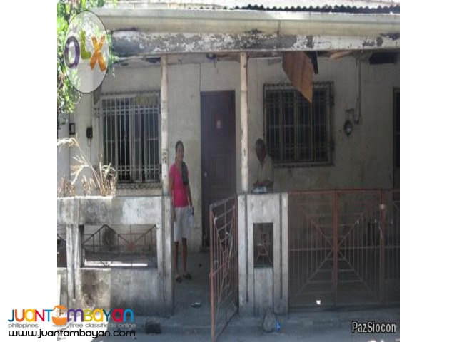 Malinao house inside a subd. for sale 1.8M only