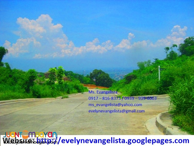 Res. Lot in Taytay Rizal - Glenrose East Res. Estates Phase 3A