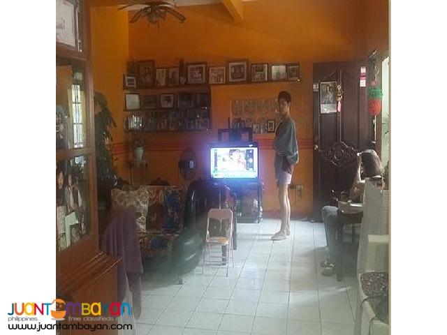 Jabson Pinagbuhatan,Pasig 100sqm