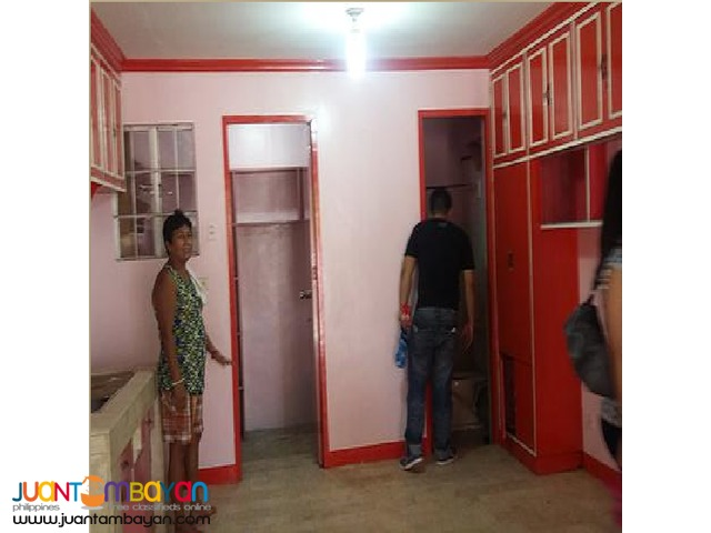 Newly Pasig renovated townhouse for sale Php 1.8M
