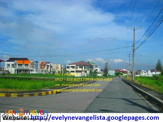 Res. Lot in Sandoval Ave. Pasig City - Greenwoods Phase 9E & 9F