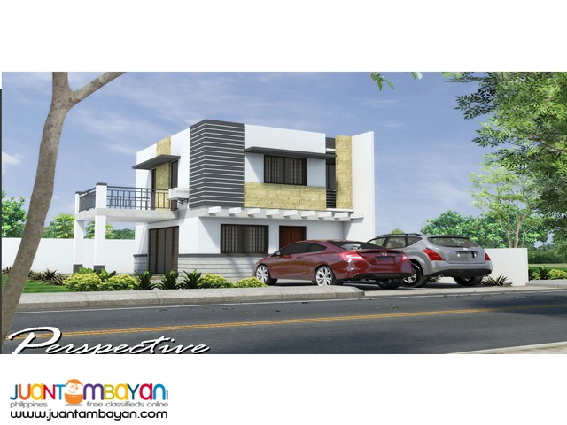 Reasonably priced MODERN 3BR SINGLE DEATTACHED home in Cavite