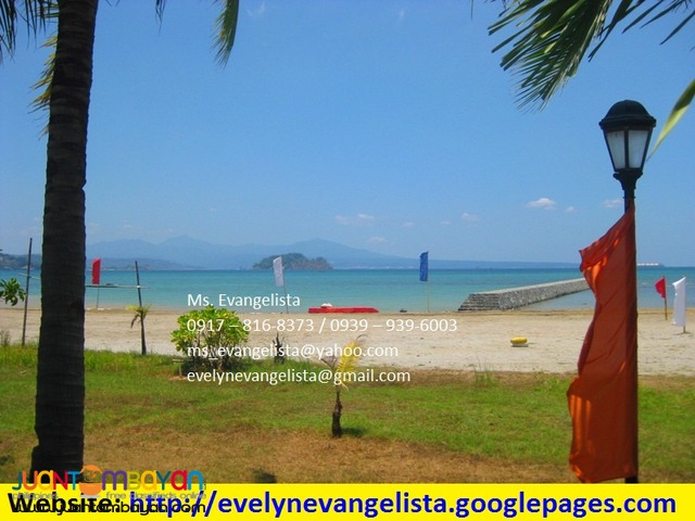 Res. Lot and Beach lot in Cabitaugan Subic - Club Morocco