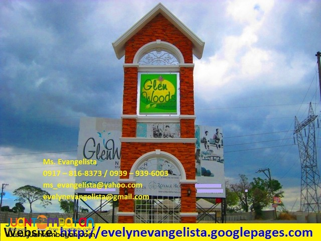 Res. Lot in Sta. Maria Bulacan - Glenwoods North