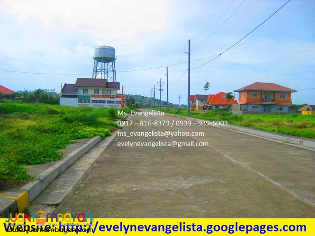 Res. Lot in Ponte Verde de Sto. Tomas Batangas Phase 2
