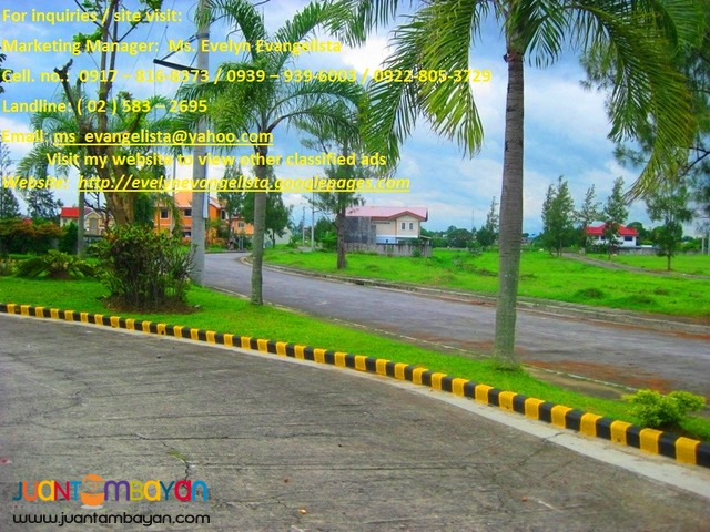 Res. Lot in Dasmarinas - Southplains phase 2,3 & 2B