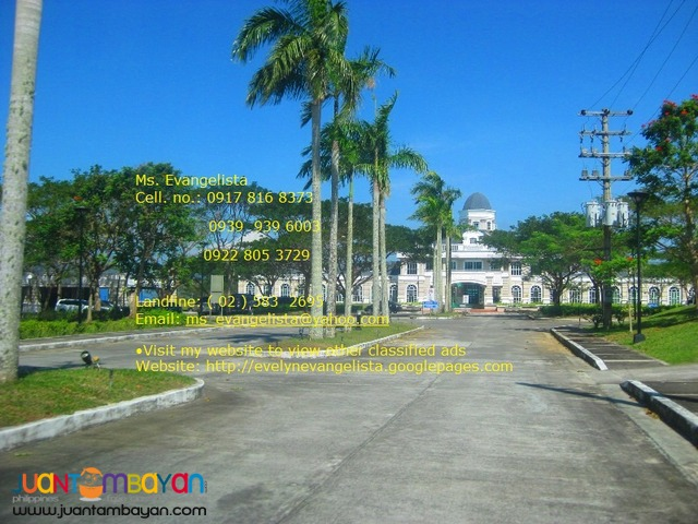 Res. Lot in Lipa Batangas - Summit Point Golf & Res. Estates
