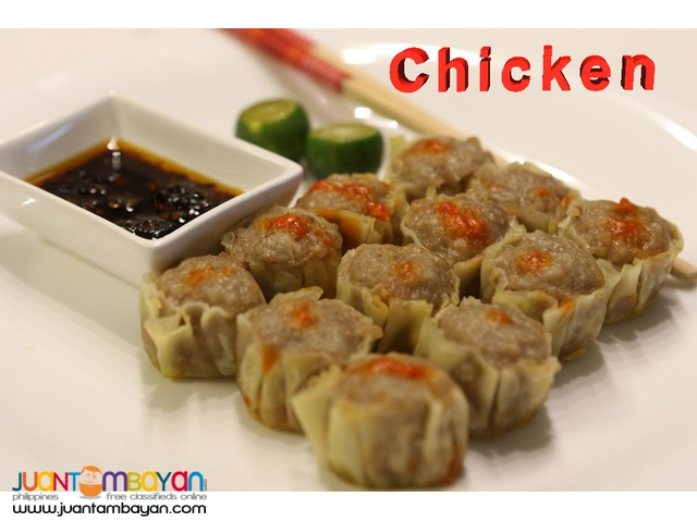 Siomai Siopao supplier for entrepreneur