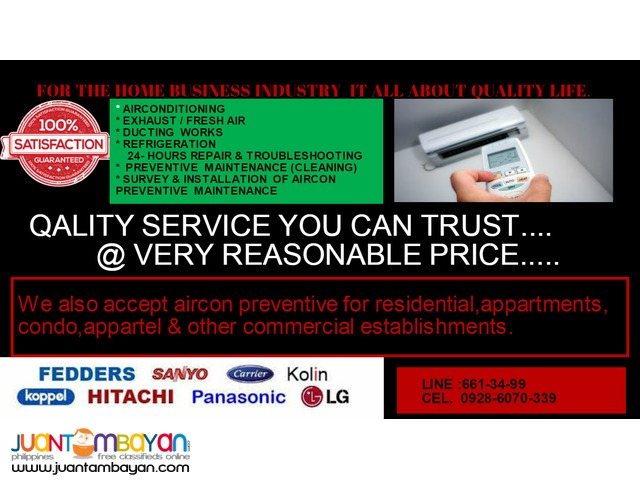 aircon repair,installation,cleaning,relocation,maintenance,service