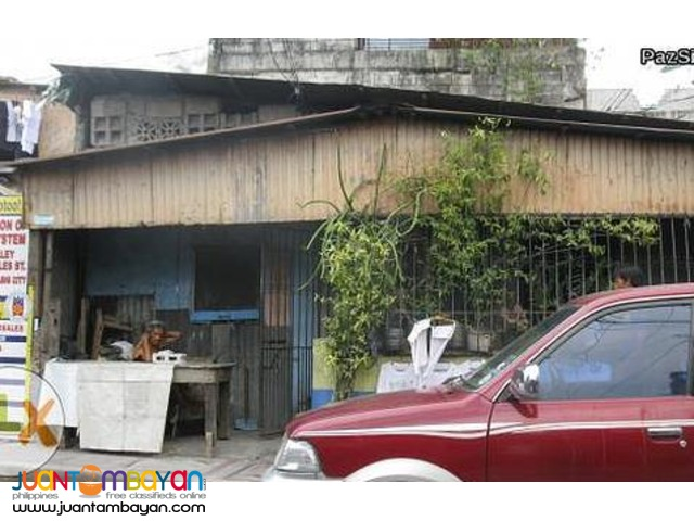 F.Manalo,Pasig vacant lot for sale