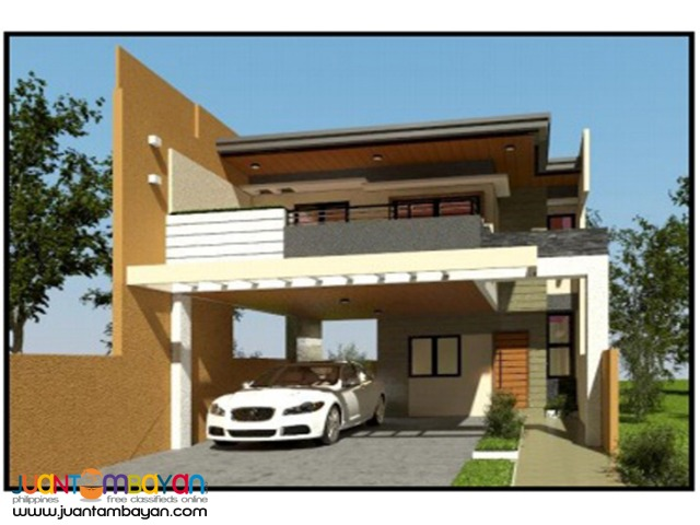 Three Bedroom Single Attached  House in BF Parañaque