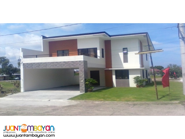 Three Bedroom Single Detached in BF Parañaque