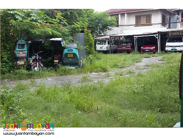 511 sqm Pateros corner lot for sale