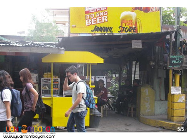 Commercial lot beside PUP Manila