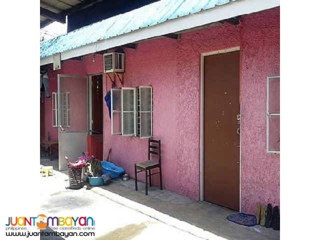 6 Door Commercial Tipas-Taguig Apartment wtith Main House