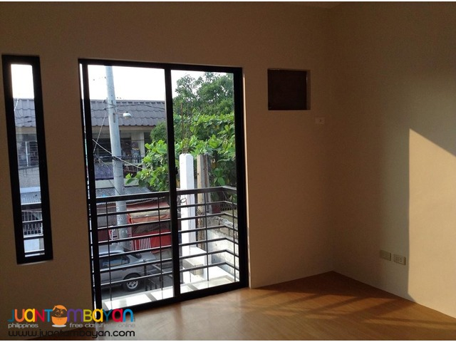 Ready for Occupancy Townhouse in Las Pinas City near Manila