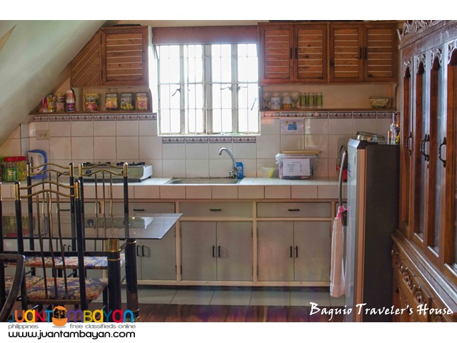 Baguio Rooms for Rent