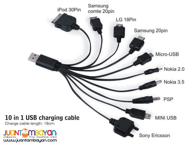 Cellphone Adapter - Cellphone Charging Adapter Cable