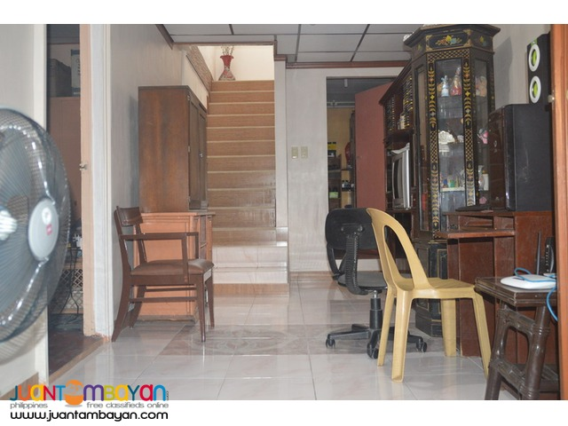 Two Storey House For Sale with Commercial Spaces
