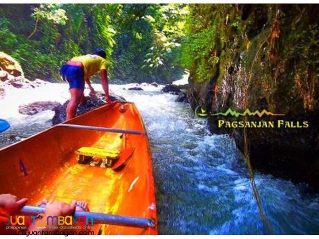 Ruggedly beautiful, Pagsanjan Falls tour