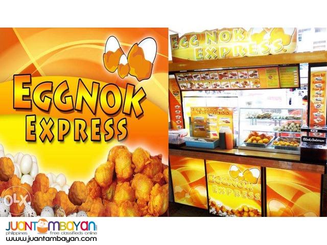 egg, tokneneng, kwek kwek, franchise, foodcart, negosyo