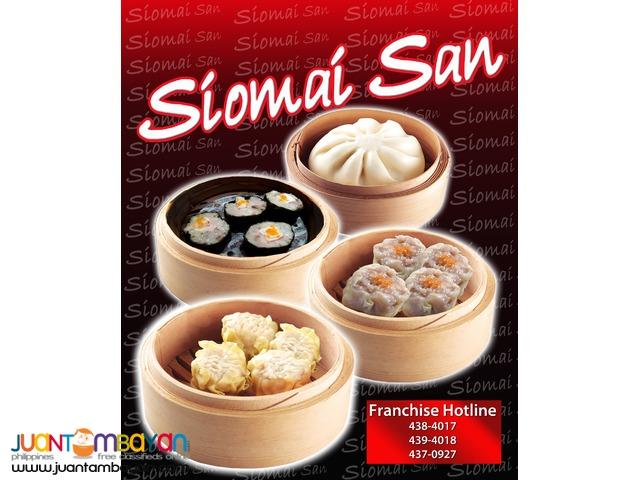 Siomai , siopao , pork siomai , japanese, food cart, franchise