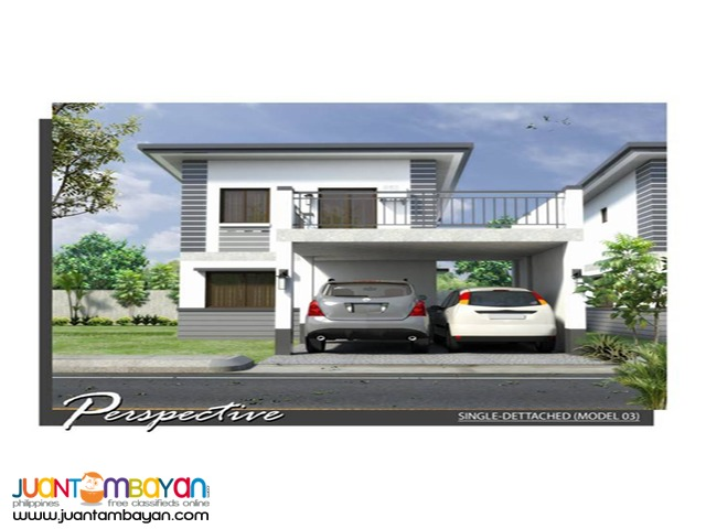 Pre selling 3.2M single detached Near La salle Dasma Cavite