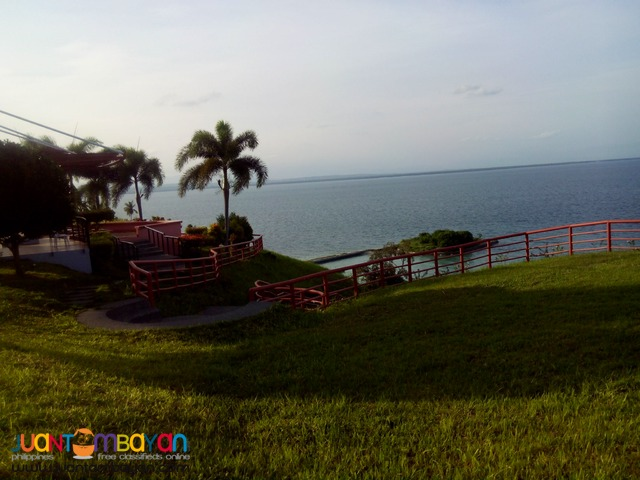 lot only ocean view samal davao del norte