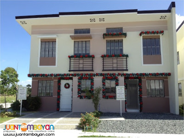 THE BALI HAI RESIDENCES in Imus, Cavite