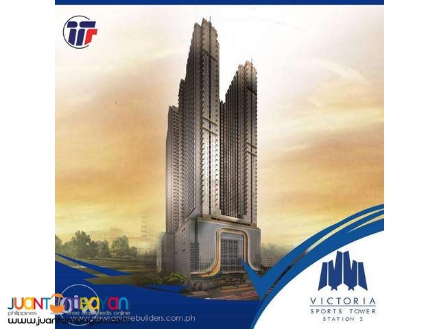 Affordable condominium in QC
