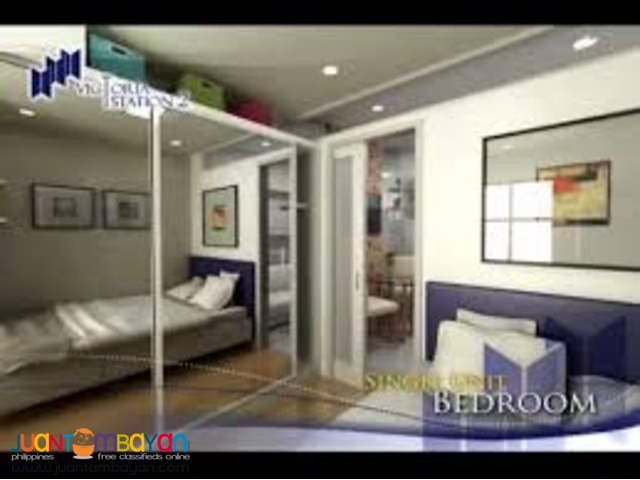 Affordable condominium in QC