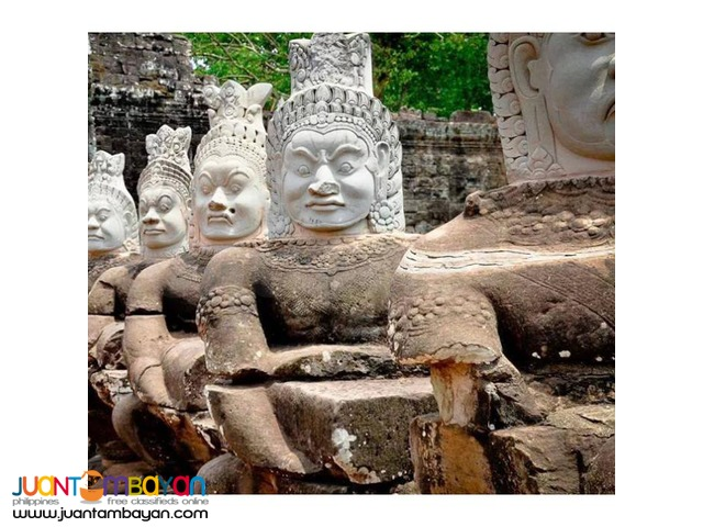 Adventurous 6D5N Vietnam Tour with Cambodia Tour Package