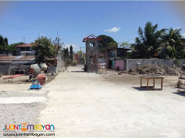 SAVANNA TOWNHOMES MALAGASANG 1C IMUS CAVITE