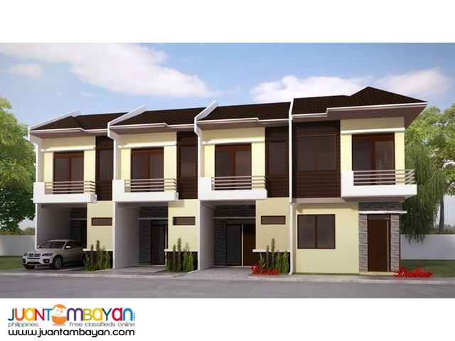 Low Cost Housing as low as P10,473k monthly amort in Mandaue
