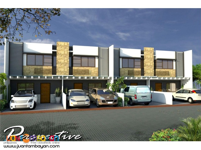Residential TOWNHOUSE 3BR  1.7m nearby SM PALA-PALA Dasmarinas