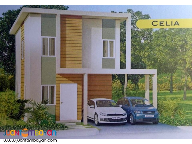 Soluna Subdivision Single Detached House in Cavite near St Dominic